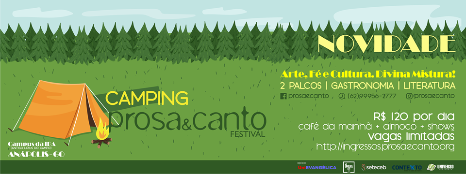 Camping Prosa & Canto